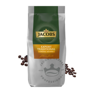 Jacobs Caffe Crema Export Traditional cafea boabe 1 kg