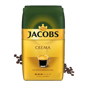 Jacobs Expert Crema cafea boabe 1 kg